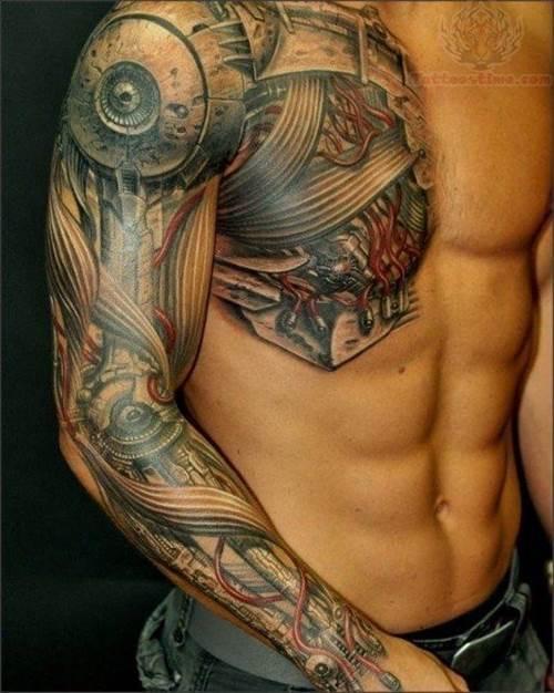 Tatouage Bras Homme